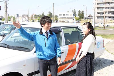 奥羽自動車学校のペーパードライバー講習